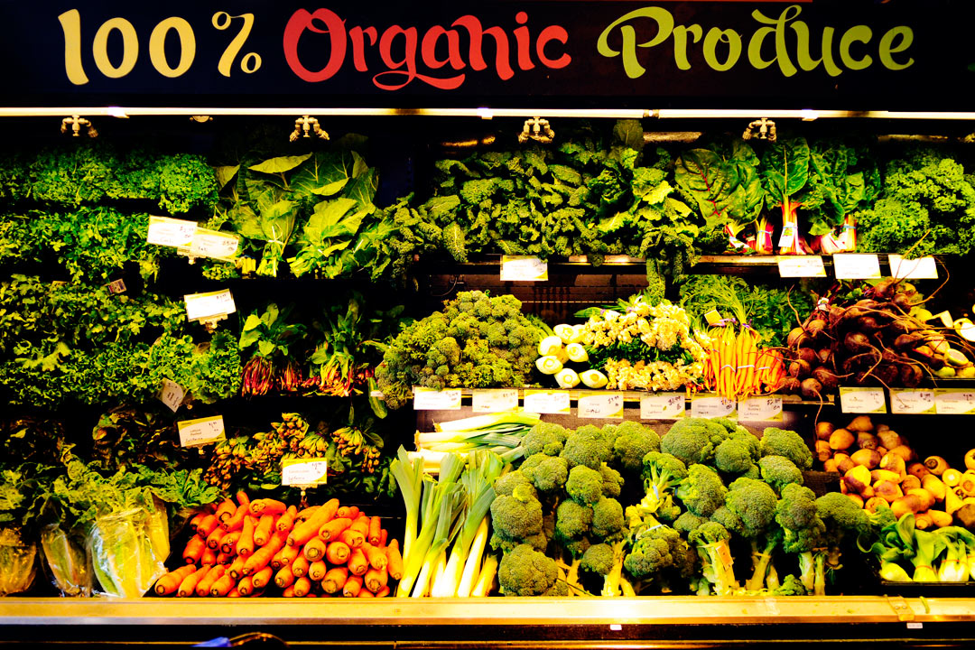 Global Market For Organic Foods