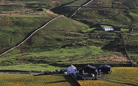 Hill farmers meet to discuss life after UELS | Agrodaily