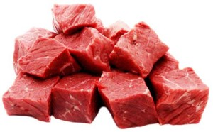 Beef-Cube-Raw
